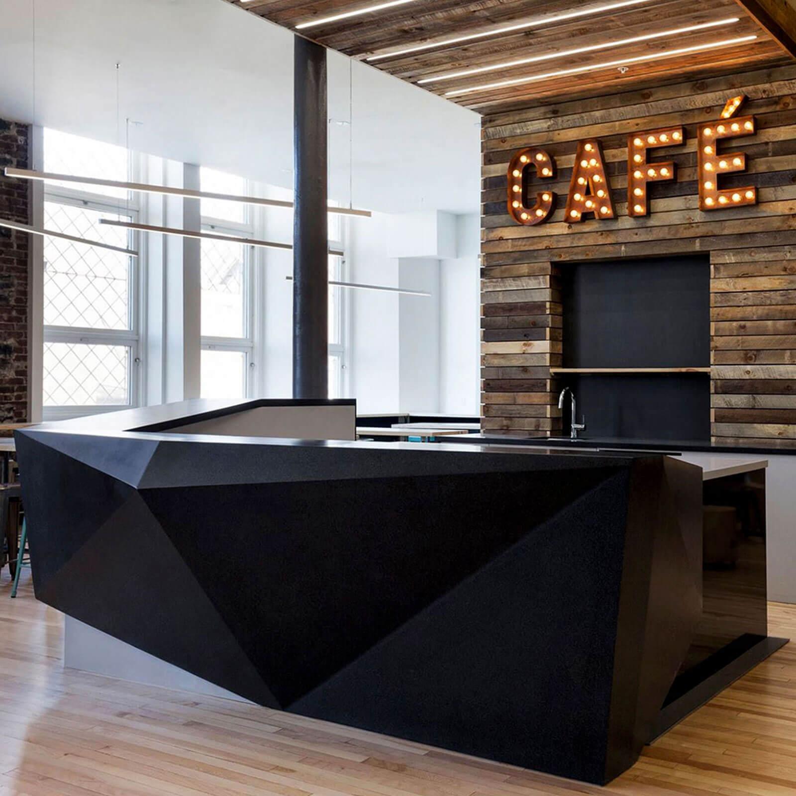 mobilier pour café